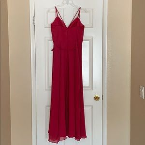 """Morilee """"Berry"""" Bridesmaid Dress Style # 144"""